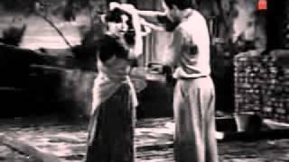 Asha Bhonsle 'Main to ho gayi re barbaad ' in 'Jawab'1955