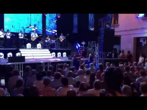 Marta Peruga con Orquesta Nueva Alaska - Mesonera de Aragón (Fiestas Santalecina 2015)