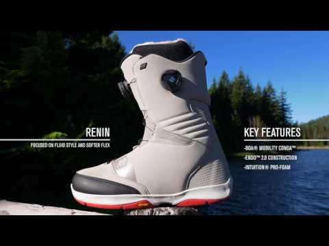 K2 RENIN - 2018 Snowboard Boots