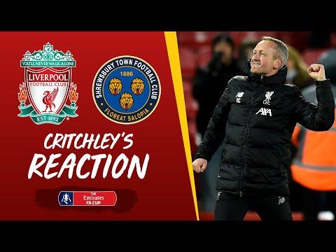 Reaction: Deserved winners Klopp's congratulations & Milner's involvement | LFC vs Shrewsbury