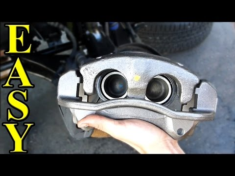 How to Replace a Brake Caliper