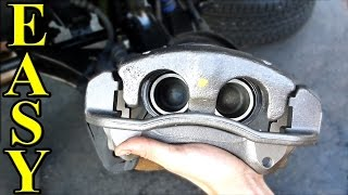 Replace Your Brake Caliper Like a Pro