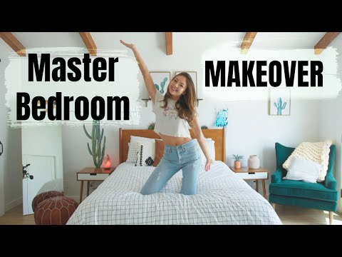 ROOM MAKEOVER BEFORE AND AFTER!