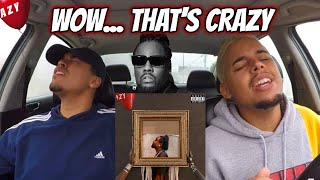 WALE   Wow... That's Crazy (ALBUM) REACTION REVIEW