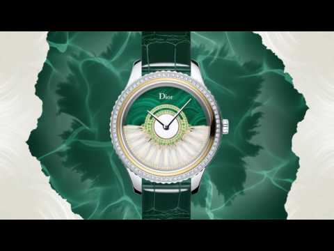 Dior Grand Bal Plume – Malachite