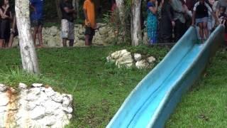 Ig Obra Da Restauração Em Olaria E Rocinha  Batismo Nas águas Em Tinguá 29/04/2012