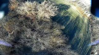 My first time flying a fpv drone