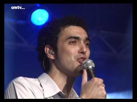 Abel Pintos video Sólo canto por vos - CM Vivo 2008