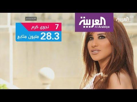 العرب اليوم - شاهد: أكثر 10 نجوم عرب متابعة على مواقع التواصل الاجتماعي