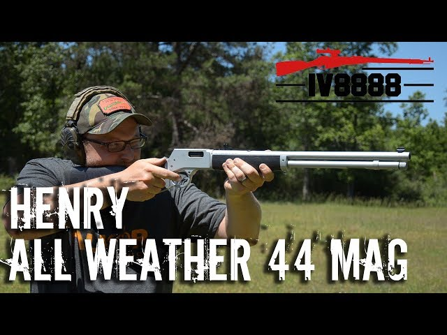 IraqVeteran8888 Reviews the All-Weather Big Boy .44 Mag