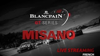 Qualifying - Misano - Blancpain GT Series 2018 - FRENCH