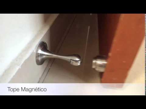 Tope magnético para puerta Strac Cucine