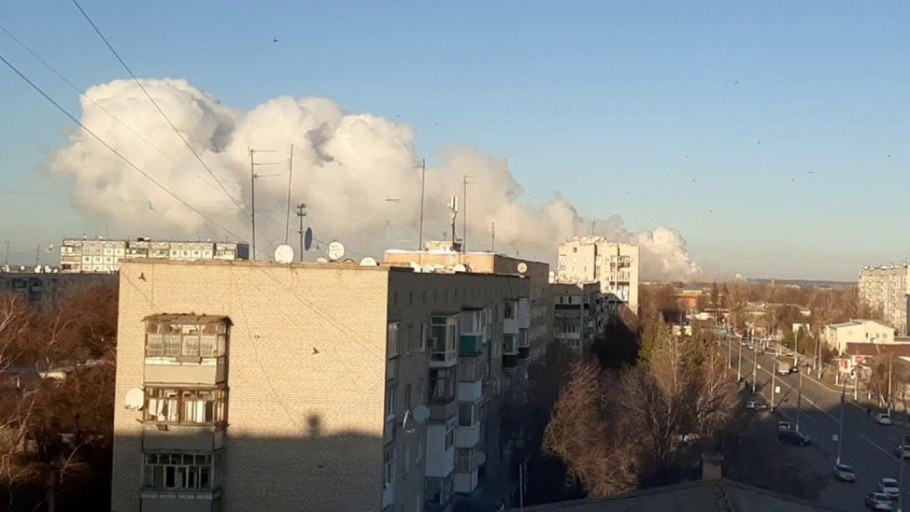 В Балаклее снова произошли взрывы на складах: кто ответит за гибель людей? (пресс-конференция)