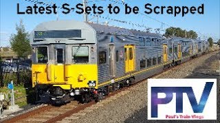 Paul's Train Vlog 632: Latest S-Sets to be Scrapped