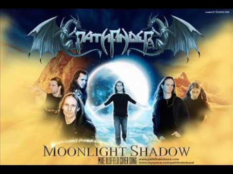 Pathfinder - Moonlight Shadow (Mike Oldfield cover) online metal music video by PATHFINDER
