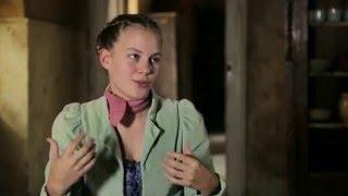 """Alicia von Rittberg - """"Die Hebamme 2"""" - Interview"""