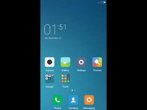 Install MIUI 9 in Lenovo a369i - смотреть онлайн на Hah Life