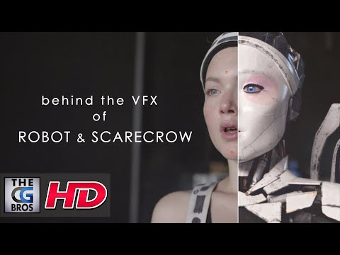"CGI Trailer & VFX Breakdown: ""Robot And Scarecrow"" – by Chocolate Tribe"