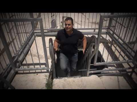מה מסתתר במנהרות הניקוז העתיקות שמתחת ירושלים?
