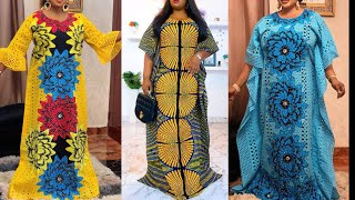 Most Glamorous And Elegant Boubou And Kaftan Styles For Gorgeous Ladies
