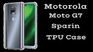 Motorola Moto G7 Sparin TPU Case Review