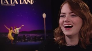 Emma Stone Talks La La Land With WTOP