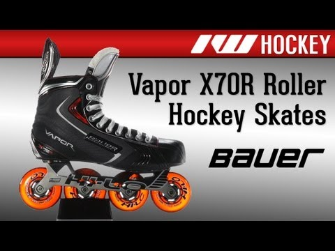 Bauer Vapor X70R Roller Hockey Skates Review