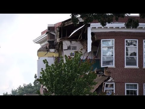 Rescue op continues after deadly gas explosion at Minneapolis school