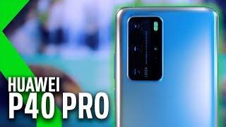 Huawei P40 Pro análisis: CANDIDATO a MEJOR CÁMARA 2020 con el SOFTWARE como asignatura PENDIENTE