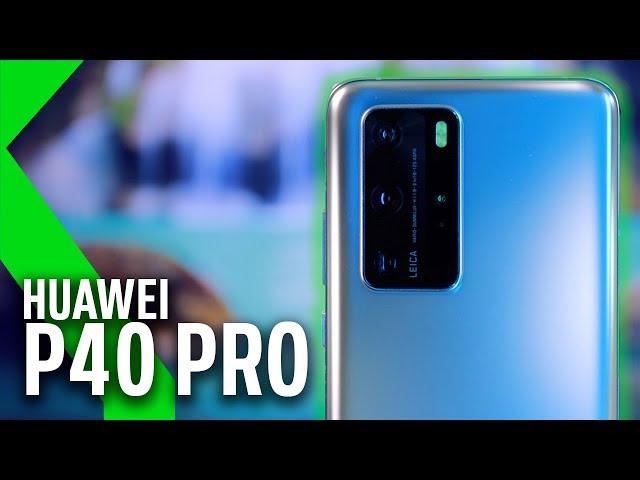 Huawei P40 Pro análisis: ¿llega un nuevo rival para el iPhone 11 Pro?