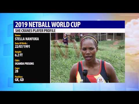 NETBALL WORLD CUP: Nanfuka to battle for goalkeeper's role in Liverpool