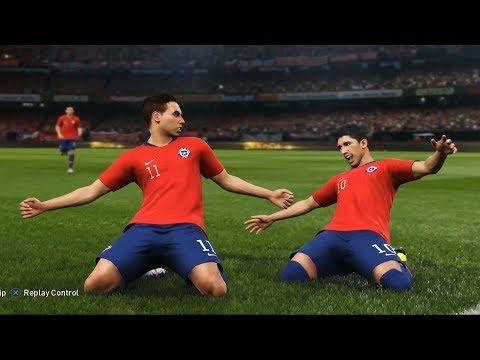 PES 2019 - FC Barcelona vs Juventus - Gameplay (PS4 HD