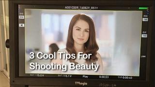 """Prática: 3 dicas para filmar """"Beauty""""."""