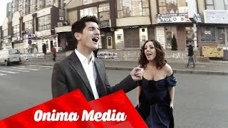 Hysni Zeqiri & Gezona Maxhuni - Në mes të Prishtinës - ( Official Video IMAGINE )