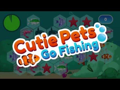 Cutie Pets Go Fishing thumbnail
