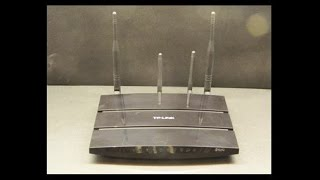 Tp Link tl wdr3600 Antenna Modification