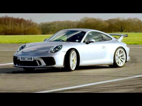 Porsche GT3: Chris Harris Lap | Extra Gear | BBC