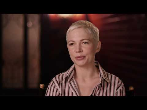 """THE GREATEST SHOWMAN """"Charity Barnum"""" Behind The Scenes Interview - Michelle Williams"""