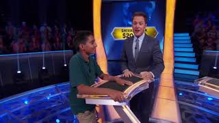 Millionaire: Most Exciting Show Ever, Shiva Oswal makes history, becoming youngest to win $250,000!