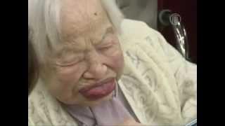Смотреть онлайн Рекорд книги Гиннесса: самая старая женщина