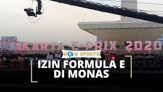 Pemprov DKI Jakarta Akhirnya Diizinkan untuk Menggelar Ajang Formula E di Monas