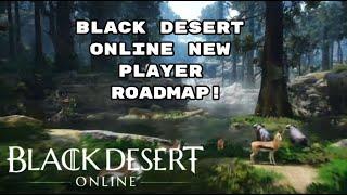 Starting Black Desert Online in 2020 - New Player Roadmap