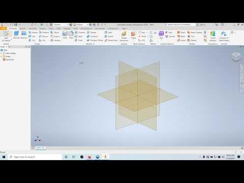 Autodesk Inventor 2020: 1: 2D Drawing Basics