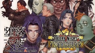 Friday Night Fisticuffs - The Fallen Angels