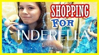 SHOPPING FOR CINDERELLA!  |  KITTIESMAMA