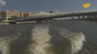 Астанада 2019 жылдың соңына дейін Есіл өзені арқылы өтетін жаңа көпір салынады