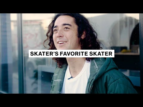 Skater's Favorite Skater   Rowan Zorilla   Transworld Skateboarding