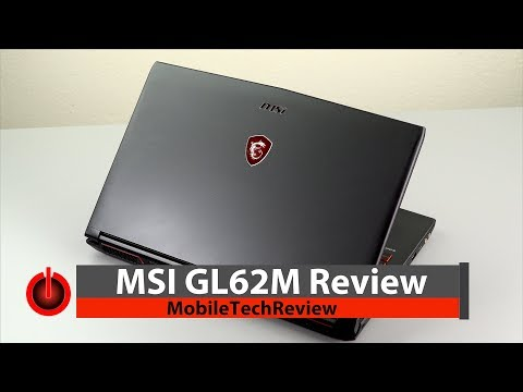 MSI GL62M Review - MSI's Most Affordable Gaming Laptop