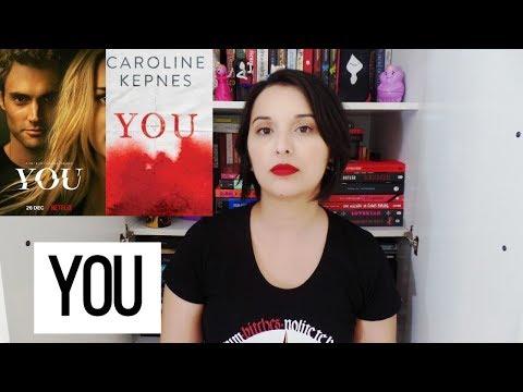 YOU (VOCÊ) - LIVRO vs. SÉRIE | Devaneios de Papel