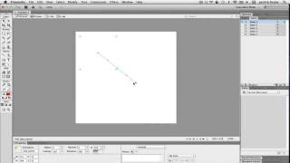 Creating an Animated GIF in Adobe Fireworks CS6